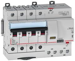 Выключатель автоматический дифференциальный 4п 40А АД-14 С