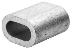 Зажим для стальных канатов алюминиевый М7