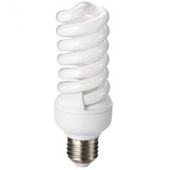 Лампа энергосберегающая КЛЛ 25/842 E27 D48х126 спираль ЭКОНОМКА