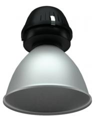 Светильник HBA 250 МГЛ/ДНаТ IP65 гладкий отражатель со стеклом